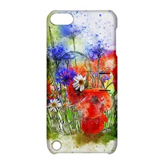 Flowers Bouquet Art Nature Apple Ipod Touch 5 Hardshell Case With Stand