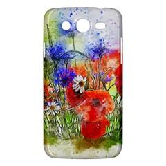 Flowers Bouquet Art Nature Samsung Galaxy Mega 5 8 I9152 Hardshell Case