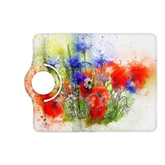 Flowers Bouquet Art Nature Kindle Fire Hd (2013) Flip 360 Case by Nexatart