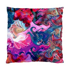 Background Art Abstract Watercolor Standard Cushion Case (one Side)