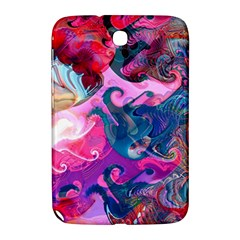 Background Art Abstract Watercolor Samsung Galaxy Note 8 0 N5100 Hardshell Case