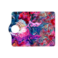 Background Art Abstract Watercolor Kindle Fire Hd (2013) Flip 360 Case
