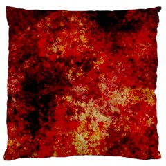 Background Art Abstract Watercolor Large Cushion Case (two Sides) by Nexatart