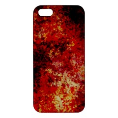 Background Art Abstract Watercolor Iphone 5s/ Se Premium Hardshell Case