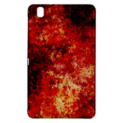 Background Art Abstract Watercolor Samsung Galaxy Tab Pro 8 4 Hardshell Case by Nexatart