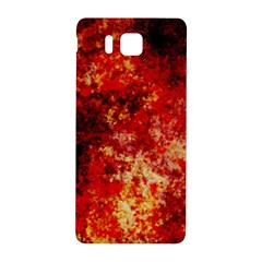 Background Art Abstract Watercolor Samsung Galaxy Alpha Hardshell Back Case by Nexatart