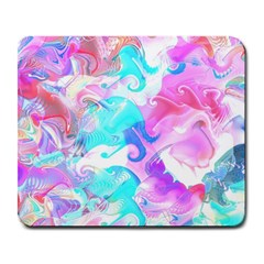 Background Art Abstract Watercolor Pattern Large Mousepads