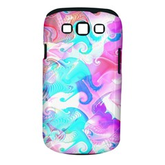Background Art Abstract Watercolor Pattern Samsung Galaxy S Iii Classic Hardshell Case (pc+silicone)