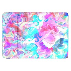 Background Art Abstract Watercolor Pattern Samsung Galaxy Tab 8 9  P7300 Flip Case by Nexatart