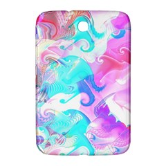 Background Art Abstract Watercolor Pattern Samsung Galaxy Note 8 0 N5100 Hardshell Case