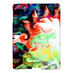 Background Art Abstract Watercolor Samsung Galaxy Tab S (10 5 ) Hardshell Case