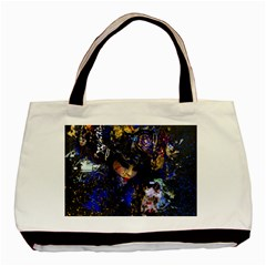 Mask Carnaval Woman Art Abstract Basic Tote Bag (two Sides)