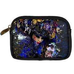 Mask Carnaval Woman Art Abstract Digital Camera Cases