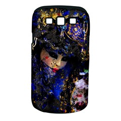 Mask Carnaval Woman Art Abstract Samsung Galaxy S Iii Classic Hardshell Case (pc+silicone)