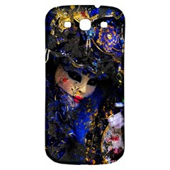 Mask Carnaval Woman Art Abstract Samsung Galaxy S3 S Iii Classic Hardshell Back Case by Nexatart