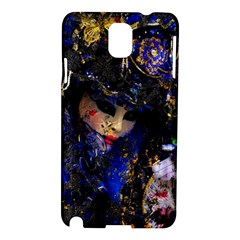 Mask Carnaval Woman Art Abstract Samsung Galaxy Note 3 N9005 Hardshell Case