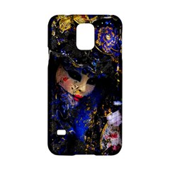 Mask Carnaval Woman Art Abstract Samsung Galaxy S5 Hardshell Case