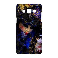 Mask Carnaval Woman Art Abstract Samsung Galaxy A5 Hardshell Case