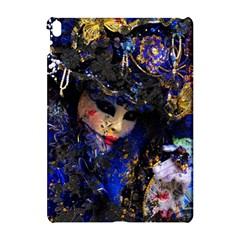 Mask Carnaval Woman Art Abstract Apple Ipad Pro 10 5   Hardshell Case
