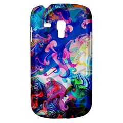 Background Art Abstract Watercolor Galaxy S3 Mini