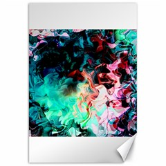 Background Art Abstract Watercolor Canvas 20  X 30