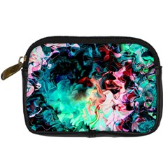 Background Art Abstract Watercolor Digital Camera Cases