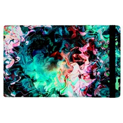 Background Art Abstract Watercolor Apple Ipad 3/4 Flip Case