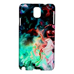 Background Art Abstract Watercolor Samsung Galaxy Note 3 N9005 Hardshell Case