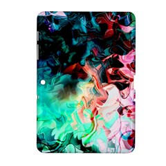 Background Art Abstract Watercolor Samsung Galaxy Tab 2 (10 1 ) P5100 Hardshell Case