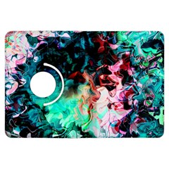 Background Art Abstract Watercolor Kindle Fire Hdx Flip 360 Case