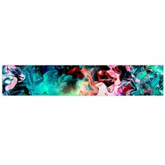 Background Art Abstract Watercolor Large Flano Scarf  by Nexatart