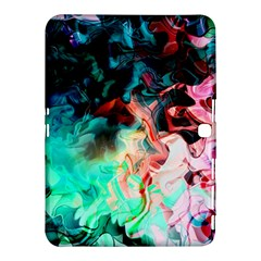Background Art Abstract Watercolor Samsung Galaxy Tab 4 (10 1 ) Hardshell Case