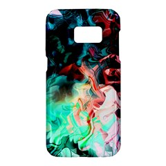 Background Art Abstract Watercolor Samsung Galaxy S7 Hardshell Case