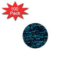 Wall Metal Steel Reflexions 1  Mini Buttons (100 Pack)
