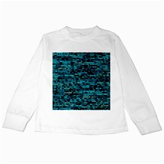 Wall Metal Steel Reflexions Kids Long Sleeve T Shirts