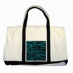 Wall Metal Steel Reflexions Two Tone Tote Bag