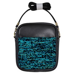Wall Metal Steel Reflexions Girls Sling Bags