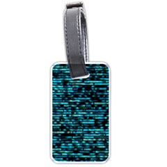 Wall Metal Steel Reflexions Luggage Tags (one Side)