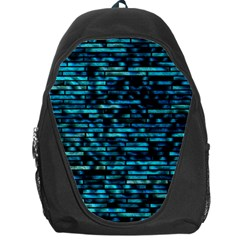Wall Metal Steel Reflexions Backpack Bag