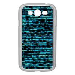 Wall Metal Steel Reflexions Samsung Galaxy Grand Duos I9082 Case (white)