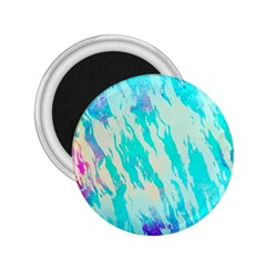 Blue Background Art Abstract Watercolor 2 25  Magnets
