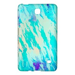 Blue Background Art Abstract Watercolor Samsung Galaxy Tab 4 (7 ) Hardshell Case