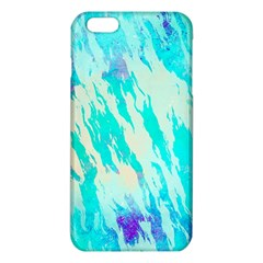 Blue Background Art Abstract Watercolor Iphone 6 Plus/6s Plus Tpu Case