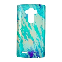 Blue Background Art Abstract Watercolor Lg G4 Hardshell Case