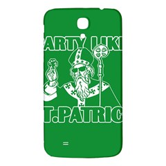 St  Patricks Day  Samsung Galaxy Mega I9200 Hardshell Back Case by Valentinaart