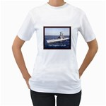 USS Virginia Pic Women s T-Shirt