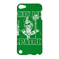 St  Patricks Day  Apple Ipod Touch 5 Hardshell Case by Valentinaart