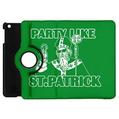 St  Patricks Day  Apple Ipad Mini Flip 360 Case by Valentinaart