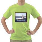 USS Virginia Pic Green T-Shirt