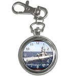 USS Virginia Pic Key Chain Watch